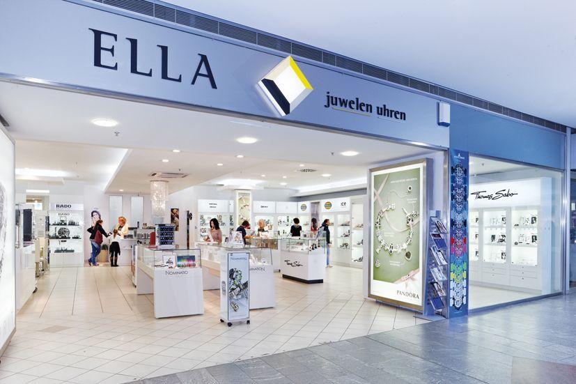 Shopping Center Nord - ELLA Juwelen